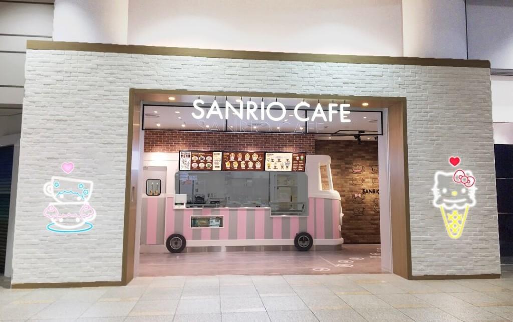SANRIO CAFE 池袋店