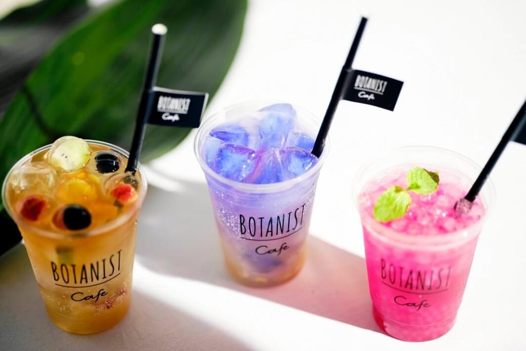 BOTANIST cafe プレミアムラインドリンク