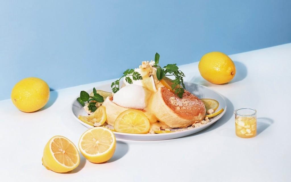 フリッパーズ 奇跡のパンケーキ レモンとクリームチーズ