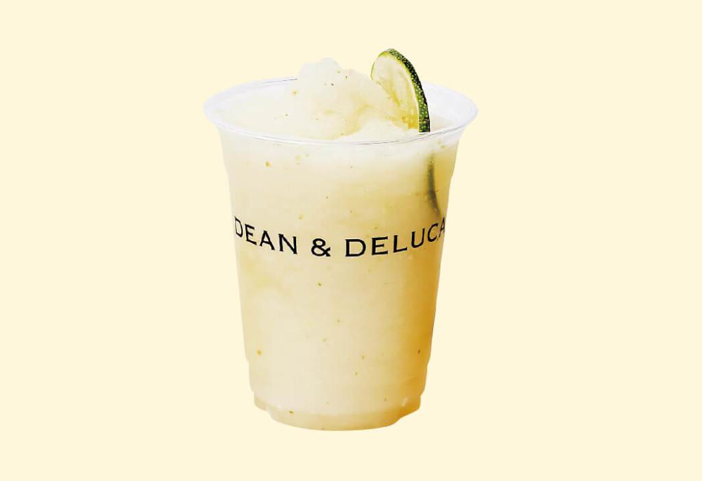 DEAN & DELUCA(ディーン&デルーカ) レモンライムフラッペ