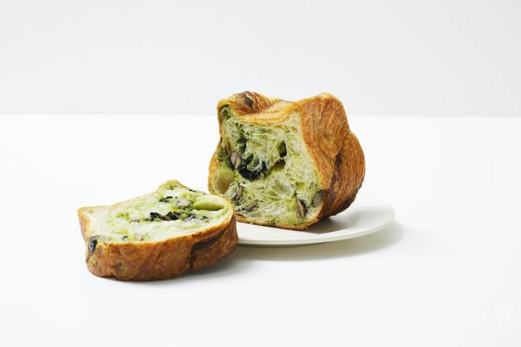 東京ねこねこ食パン 抹茶黒豆