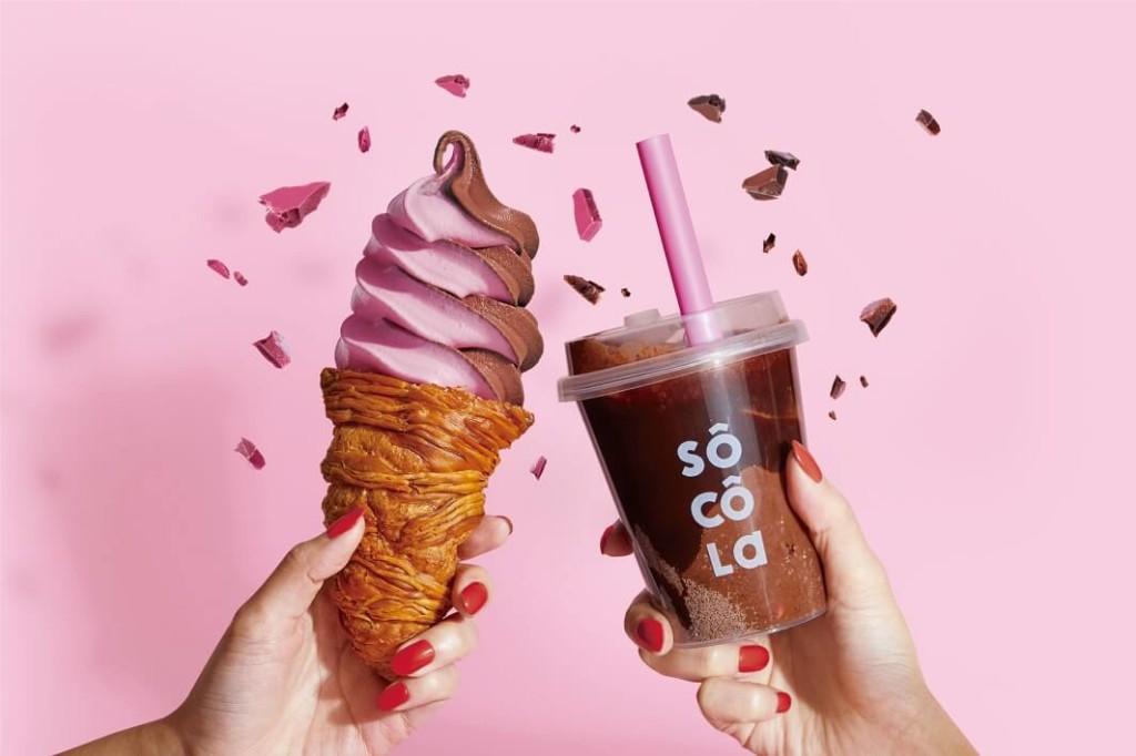 濃厚チョコレート専門店 SÔ CÔ La
