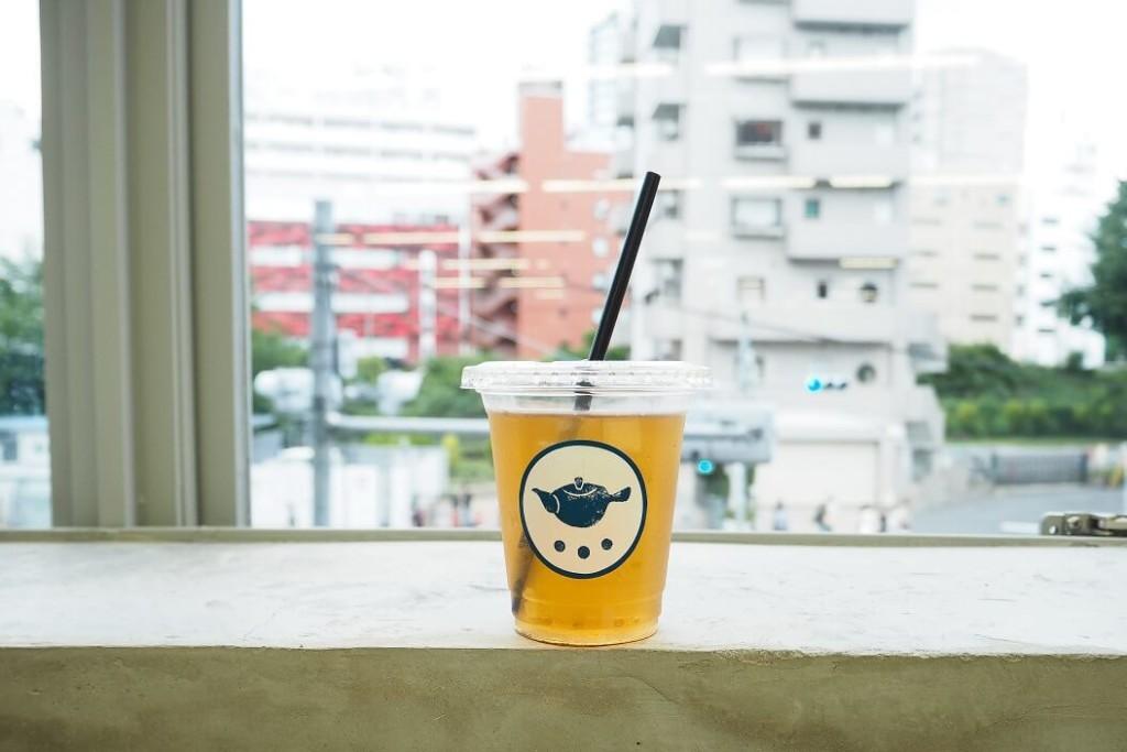 すすむ屋茶店 アイスくきほうじ茶