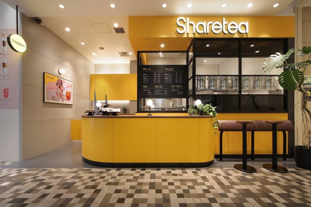 Sharetea 新宿マルイ店