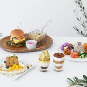 BOTANIST cafe ヴィーガンラインメニュー