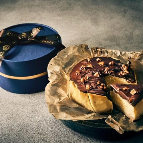 Caffarel 「ジャンドゥーヤチーズケーキ」