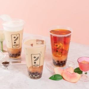 茶BAR 白桃紅茶