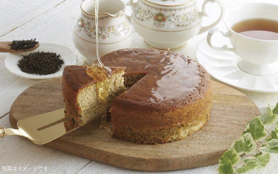MON・THENOIR 紅茶のバターケーキ