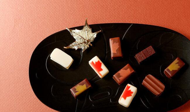 ショコラティエパレドオール 秋の新作ショコラ
