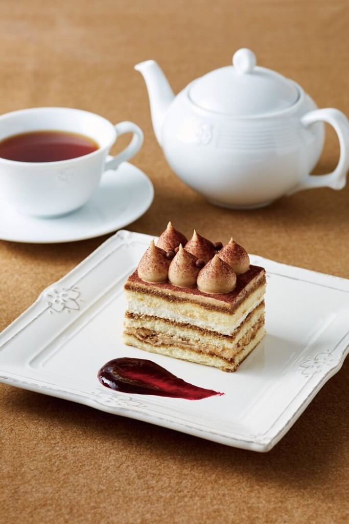 アフタヌーンティー・ティールーム マロンティラミスショートケーキ