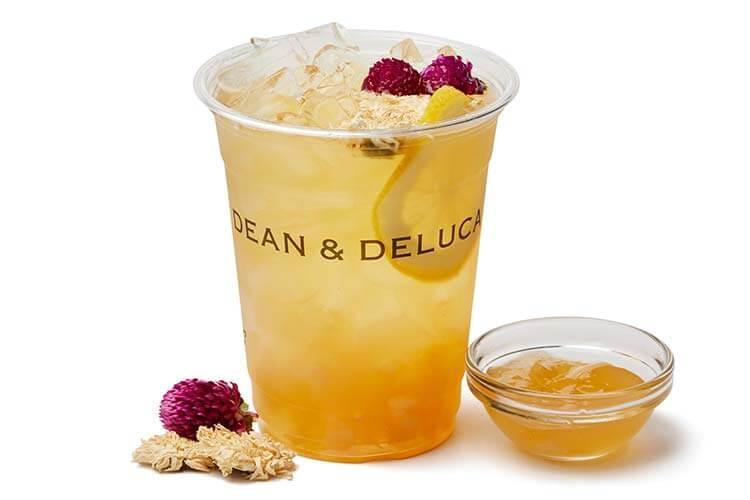 DEAN & DELUCA CAFE ジャスミンレモネード