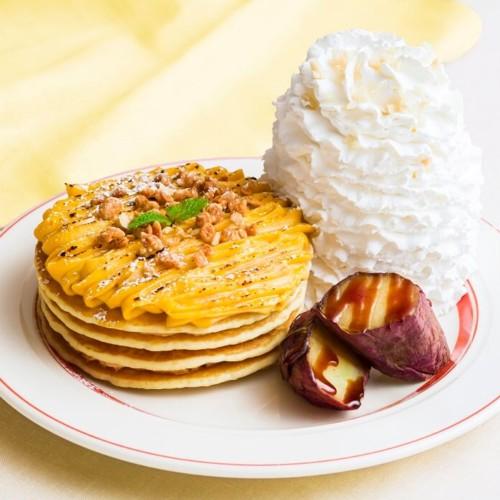 Eggs'n Things  濃厚スイートポテトパンケーキ