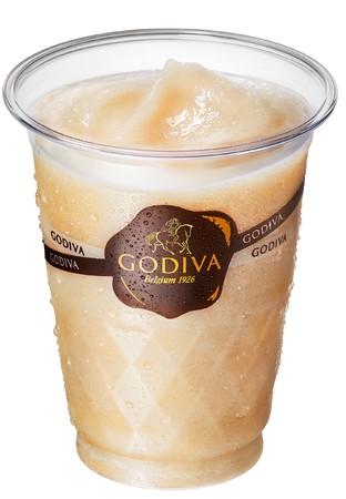 ゴディバ カカオフルーツジュース
