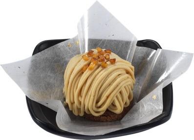 かっぱ寿司 国産和栗のモンブラン