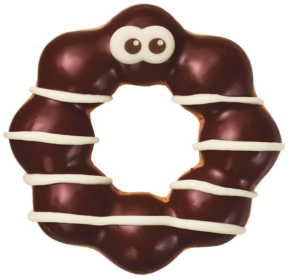 ミスタードーナツ 《おうち de MISDO HALLOWEEN》 くるくるチョコミイラ
