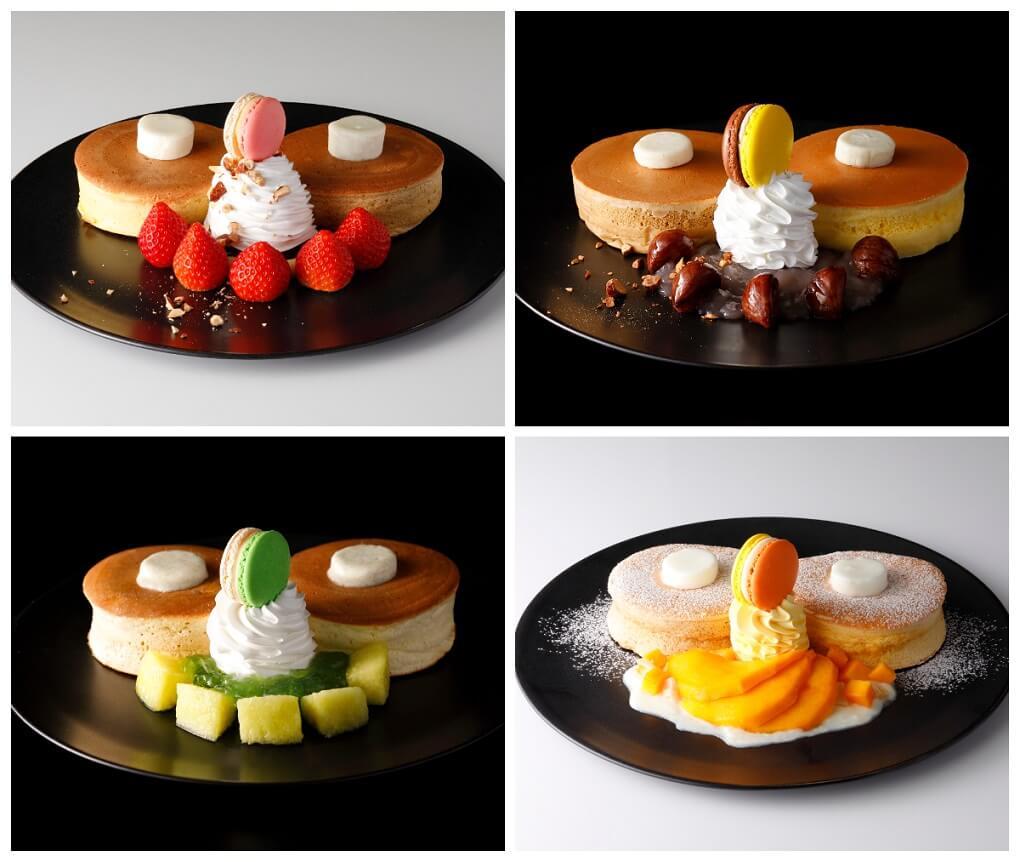 ホテルニューオータニ特製パンケーキ