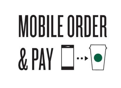 スターバックスコーヒー Mobile Order & Pay