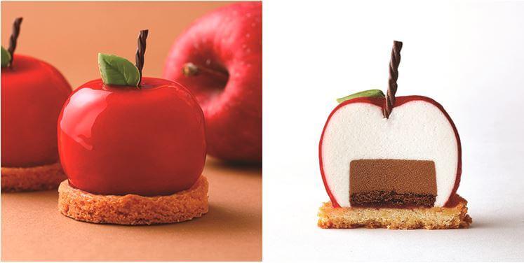 アンナーズ バイ ラントマン ヴィエナ 赤りんご