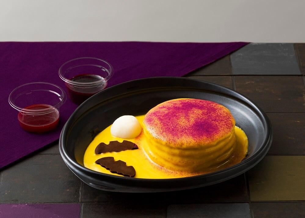 Eggs'n Things ハロウィンパンケーキ