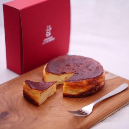 パティスリー レ・ド・シェーブル プレミアムチーズケーキ