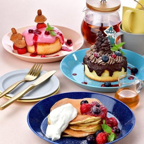 ムーミンカフェ パンケーキフェア