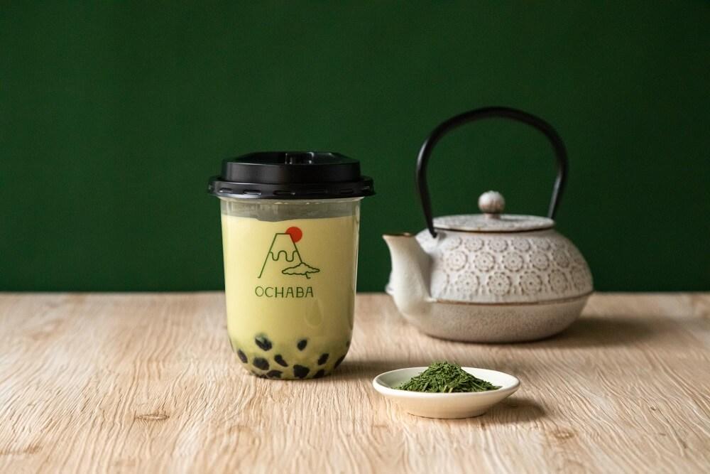 日本茶専門店OCHABA