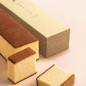 【通販】FLIPPER'S STANDが老舗菓子店とコラボ!ふわふわスフレ食感の「百年カステラ」をお取り寄せ