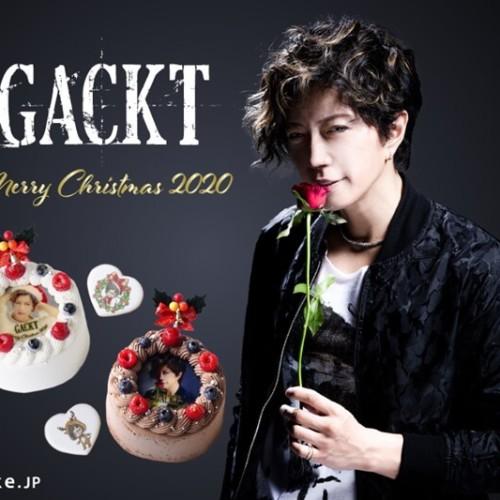 GACKT Christmas CAKE 2020