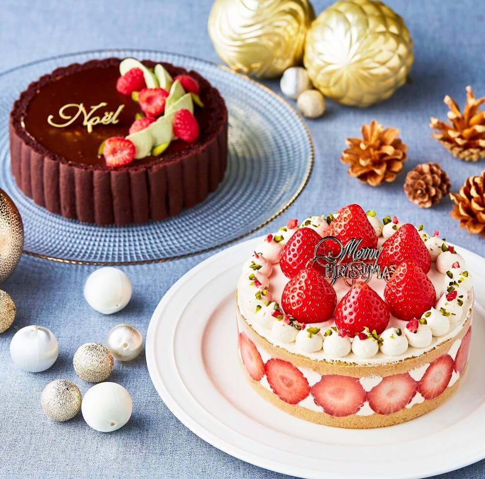hal okada vegan sweets lab クリスマス