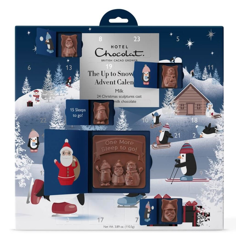 ホテルショコラ クリスマスコレクション