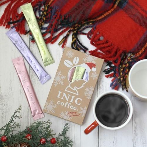 INIC coffee クリスマスギフト