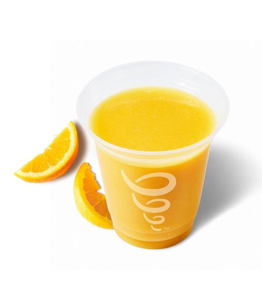 スムージー・ジュース専門店「Jamba」 ホット・ピュアリーオレンジ