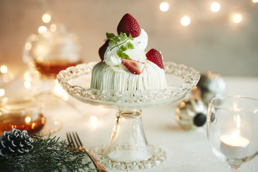 J.S. PANCAKE CAFE ホワイトチョコとクリームチーズのパンケーキ