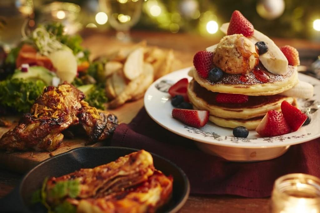 J.S. PANCAKE CAFE クリスマスパーティーBOX