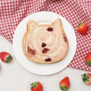【期間限定】ねこねこ食パンが月刊KELLYとコラボ!「いちごとみるく」発売開始
