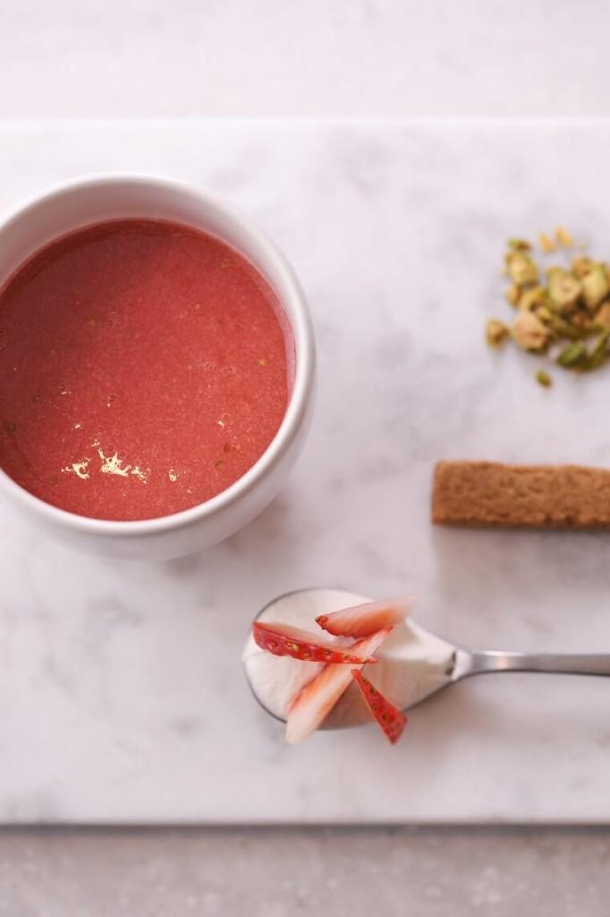 フルーツサロン 苺とハーブ