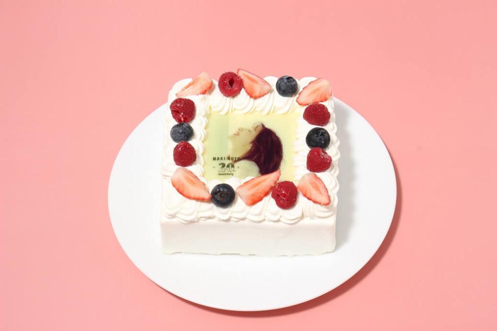 後藤真希 ケーキ