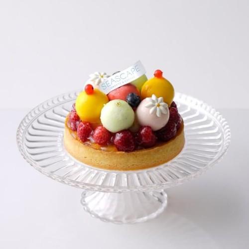 ヒルトン東京お台場のお正月限定ケーキ「果実の雫」