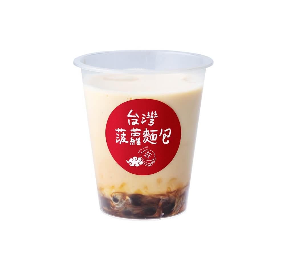 台湾メロンパン 豆乳ドリンク