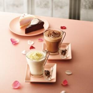 カフェドクリエ 『ホットチョコレート~ダーク~』『ホワイトショコラ~スイート~』