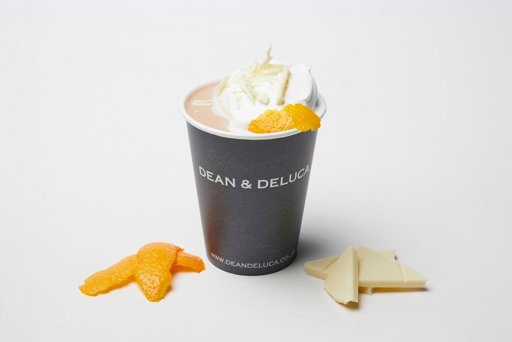 DEAN & DELUCA CAFE ホワイトチョコレートミルクティー