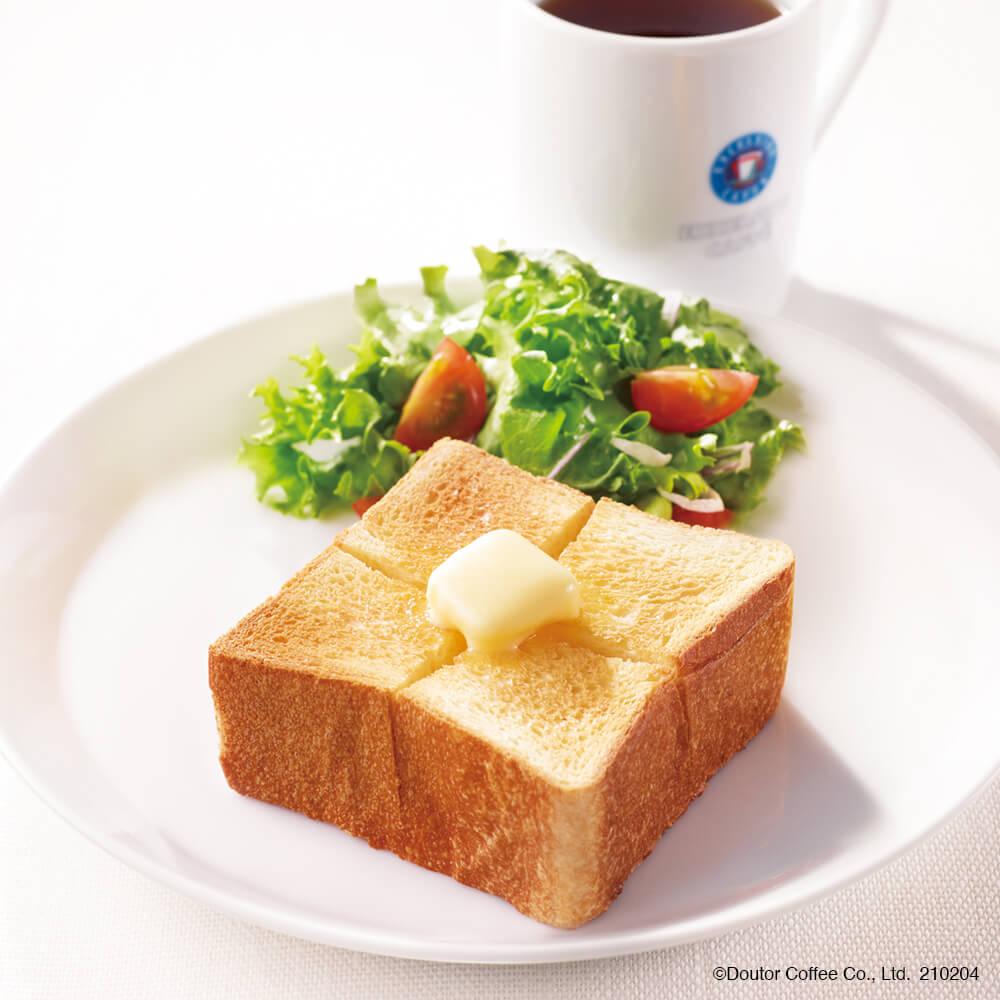 エクセルシオールカフェ 厚切りトーストプレート