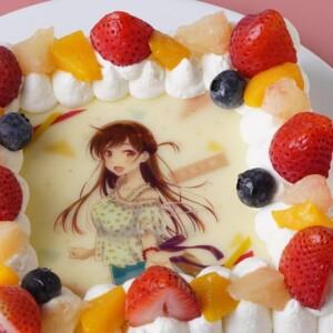 彼女、お借りします オリジナルケーキ