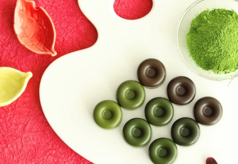 d:matcha kyoto 宇治茶チョココレクション~6種の日本茶コンプリートセット~