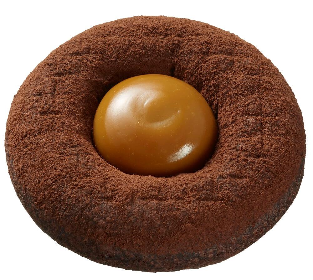 フォンダンショコラドーナツ キャラメル
