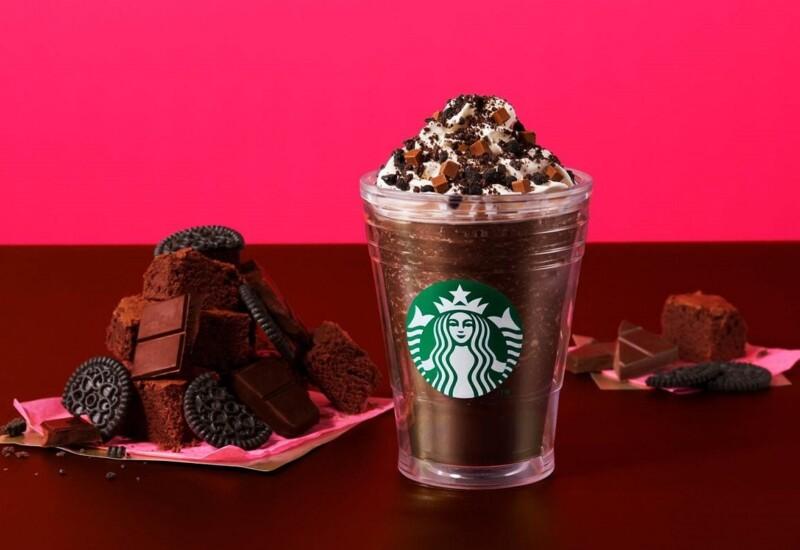 スタバ 『チョコレート オン ザ チョコレート フラペチーノ®』