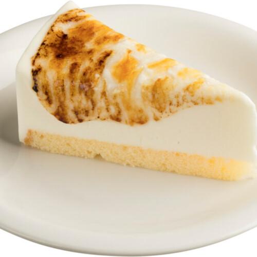 スシロー ブリュレアチーズケーキ