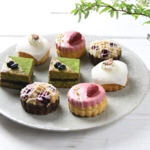 【通販】チャバティから苺や桜、抹茶の春香る和テイストの春限定スコーン発売!