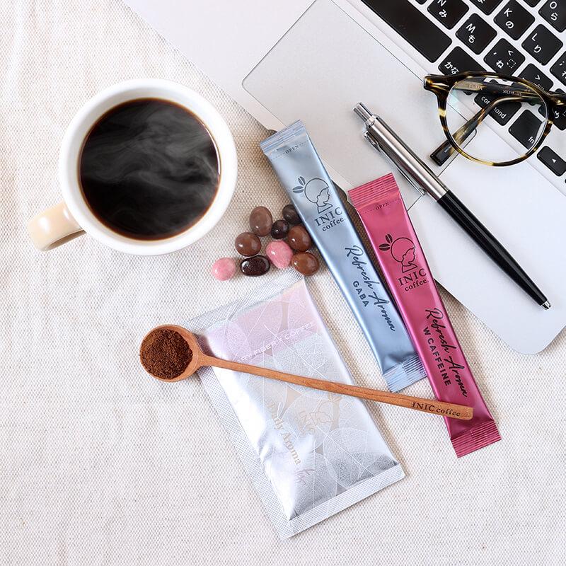 INIC coffee リモートワーク応援セット