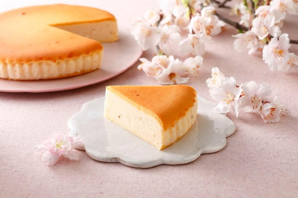 チーズガーデン『御用邸さくらチーズケーキ』